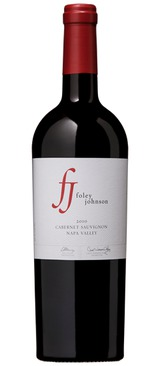Foley Johnson Napa Valley Cabernet Sauvignon 2010