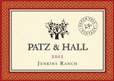 Patz & Hall Jenkins Ranch Pinot Noir 2012