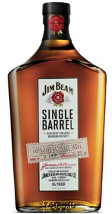 Jim Beam Single Barrel Kentucky Straight Bourbon Whiskey