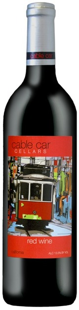 Cable Car Red Wine