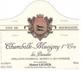 Domaine Hubert Lignier Chambolle Musigny Les Baudes 2011
