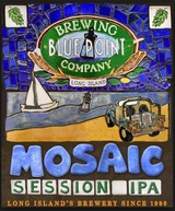 Blue Point Brewing Mosaic Session IPA