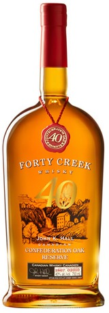 Forty Creek Confederation Oak Reserve Whisky