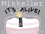 Mikkeller It's Alive! Lychee Edition Wild Ale