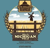 New Holland Brewing Company Bill's Michigan Wheat Whiskey