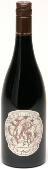 Two Angels Petite Sirah 2009