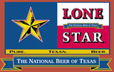 Lone Star Brewing Co. Beer