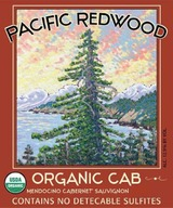 Pacific Redwood Cabernet Sauvignon