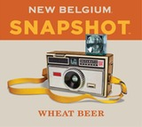 New Belgium Snapshot Wheat Beer