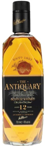 The Antiquary Blended Scotch Whisky 12 year old