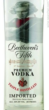 Beethovens Fifth Vodka