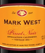 Mark West California Pinot Noir 2012