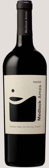 Medlock Ames Bell Mountain Merlot 2010