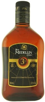 Ron Medellin Rum 3 year old