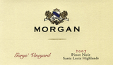 Morgan Garys' Vineyard Pinot Noir 2007