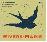 Rivers-Marie B. Thieriot Vineyard Chardonnay 2012