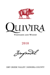 Quivira Dry Creek Valley Zinfandel 2011