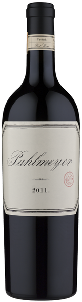 Pahlmeyer Red 2011