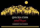 Quilceda Creek Galitzine Vineyard Cabernet Sauvignon 2011