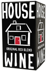 Magnificent Wine Company House Wine Original Red Blend Box
