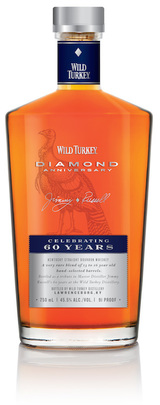 Wild Turkey Diamond Anniversary Bourbon