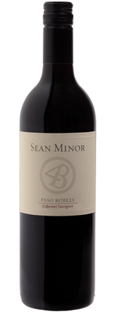 Sean Minor 4 Bears Cabernet Sauvignon 2011