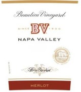 Beaulieu Vineyard Napa Valley Merlot 2011