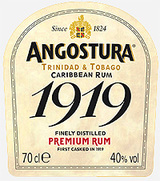 House of Angostura 1919 Rum 8 year old