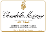 Domaine Antonin Guyon Chambolle Musigny Les Cras 2011