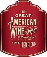 Great American Wine Company Red 2013