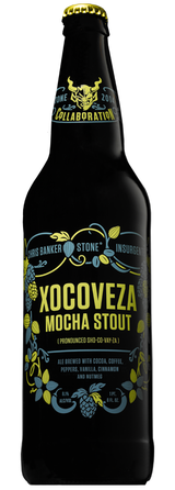 Stone Brewing Co. Chris Banker Insurgente Xocoveza Mocha Stout