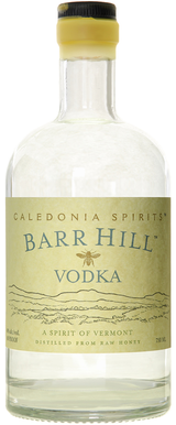 Caledonia Spirits Barr Hill Honey Vodka