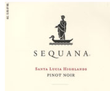 Sequana Santa Lucia Highlands Pinot Noir 2012