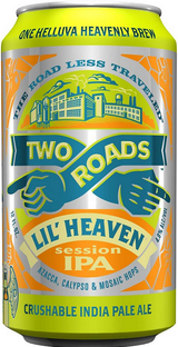 Two Roads Brewing Company Lil' Heaven Session IPA