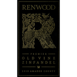 Renwood Old Vine Zinfandel 2013