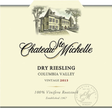 Chateau Ste. Michelle Columbia Valley Dry Riesling 2013