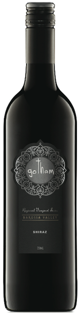 Gotham Barossa Valley Shiraz 2012
