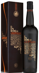 Compass Box Orangerie Whiskey Infusion