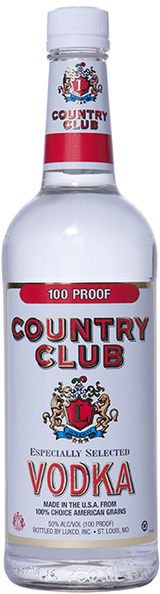 Country Club Vodka Vodka 100 Proof