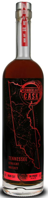 Cumberland Cask Ruby Cut Tennessee Straight Whiskey