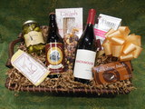 Spirited Wines Berkshires Bounty Gift Basket