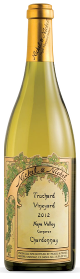 nickel nickel truchard vineyard chardonnay la bodega wine. Black Bedroom Furniture Sets. Home Design Ideas