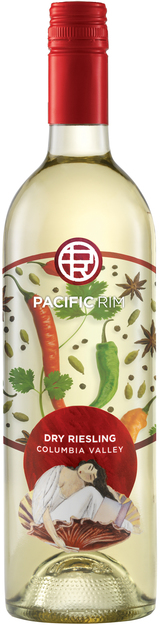 Pacific Rim Dry Riesling 2013