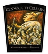 Ken Wright Meredith Mitchell Vineyard Pinot Noir 2013