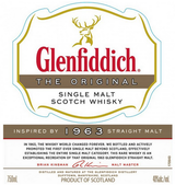 Glenfiddich 1963 Straight Malt
