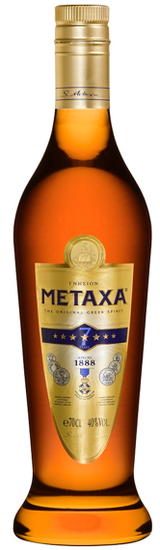 Metaxa Brandy 7 Star