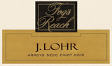 J. Lohr Fog's Reach Vineyard Pinot Noir 2012