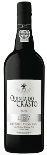 Quinta do Crasto Late Bottled Vintage Port 2008