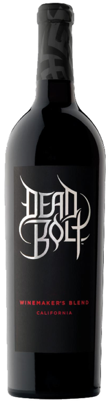 Dead Bolt Winemaker's Blend Red 2012