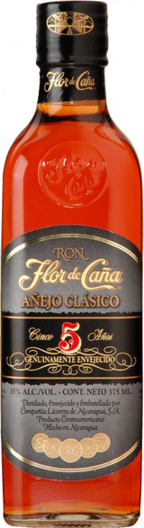 Flor de Cana Gold Rum 5 year old